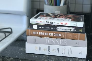 Cookbook gift guide 2017